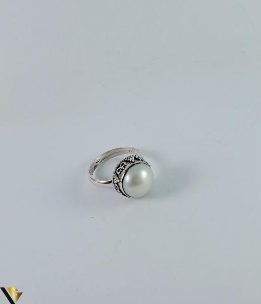 Inel argint 925, 5.96 gr (SED) 2