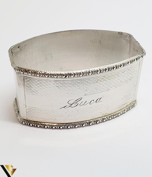 Inel pentru servetele, argint 800, 18.92 grame (IS) [1]