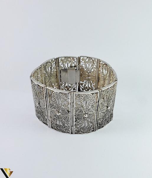 Bratara argint 800, 56.7 gr (SED) 0