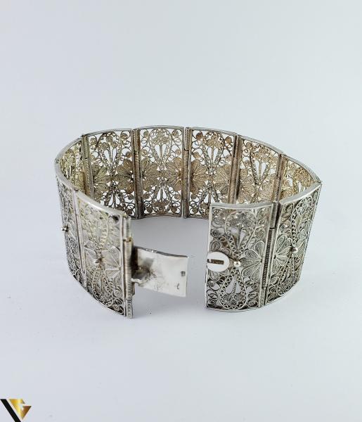 Bratara argint 800, 56.7 gr (SED) 2