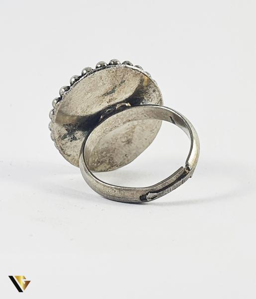 Inel Argint 925, Agata, 6.49 grame (P) 3