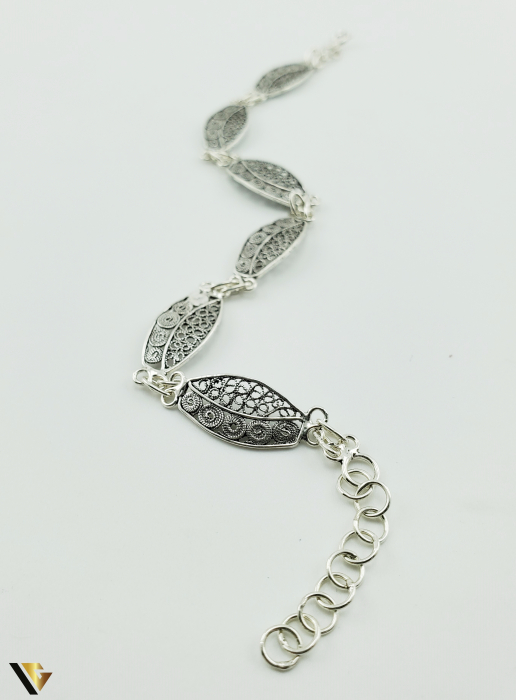 Bratara Argint 925, 6.62 grame (R) filigran [1]