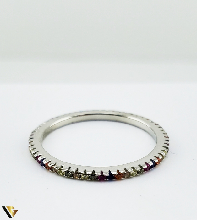 Inel Argint 925, 1.46 grame (R) Eternity ring [1]