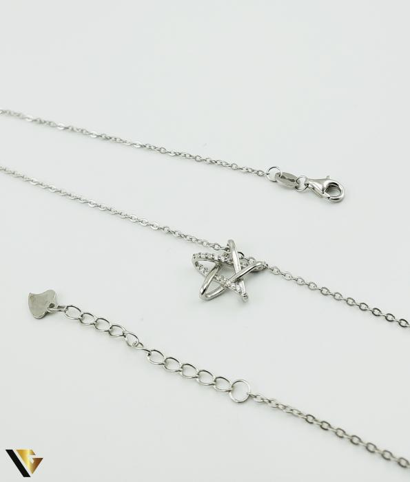 Colier Argint 925, 2.20 grame (R) stea [1]
