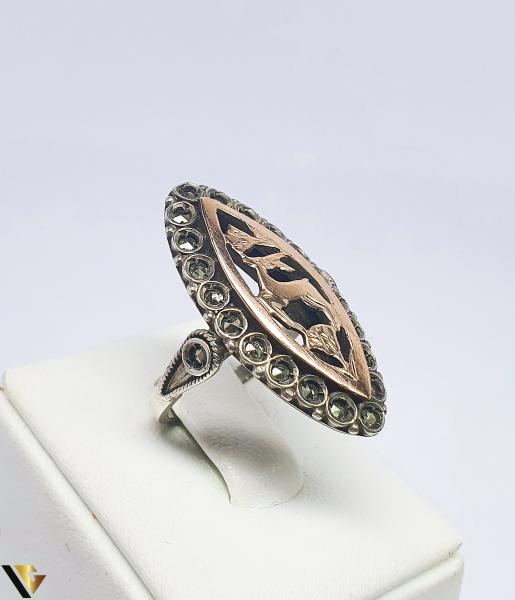 Inel Argint 925, 5.60 grame (BC R) 0