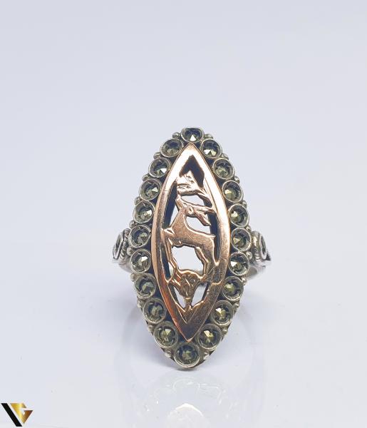 Inel Argint 925, 5.60 grame (BC R) 1