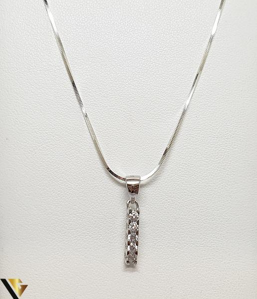 Pandantiv argint 925, 1.27 gr (IS) [0]