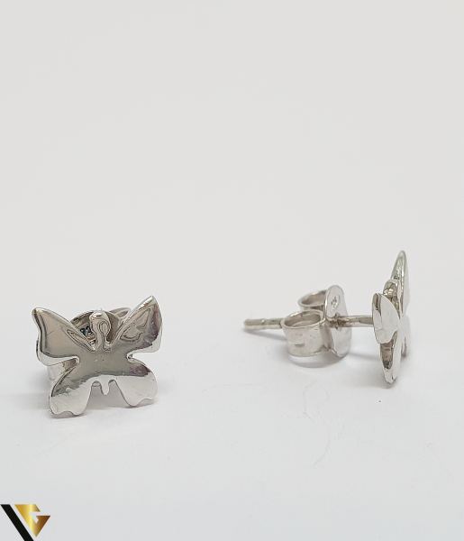 Cercei argint 925, 1.28 gr (IS) [1]