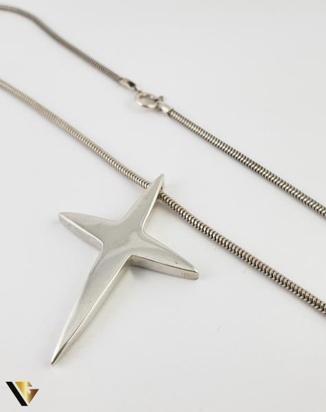 Lant cu Pandantiv Argint 925, 18.55 grame (R) 0