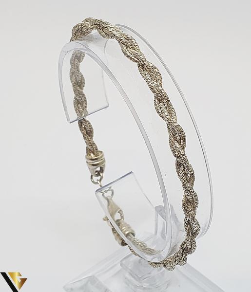 Bratara argint 925, 9.15 gr (IS) 0
