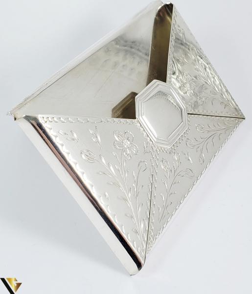 Suport Carti de Vizita, Argint 800, 58.06 grame (TG) 0