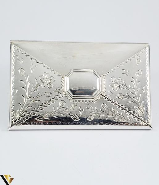 Suport Carti de Vizita, Argint 800, 58.06 grame (TG) 2