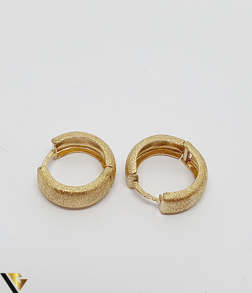 Cercei Aur 14K, 3.52 grame (IS) [1]