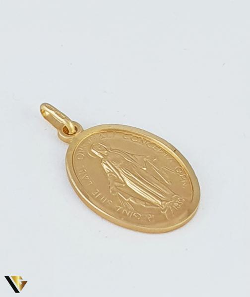 Pandantiv din aur 9k, 375 3.21 grame [0]