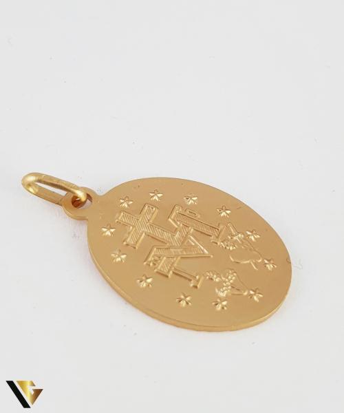 Pandantiv din aur 9k, 375 3.21 grame [2]