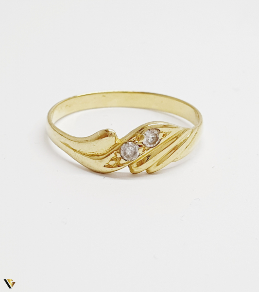 Inel din aur 14k , 1.56 grame (BC M) [1]