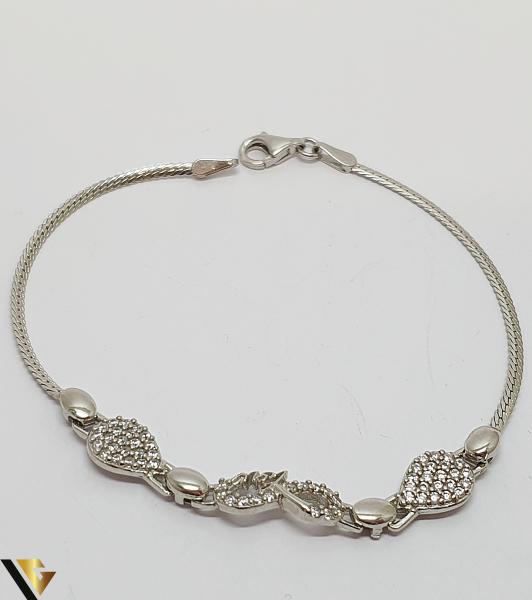 Bratara argint 925, 5.09 gr (IS) 0
