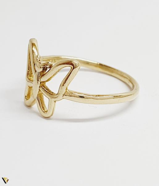 Inel din aur 14k , 2.47 grame (BC M) 1
