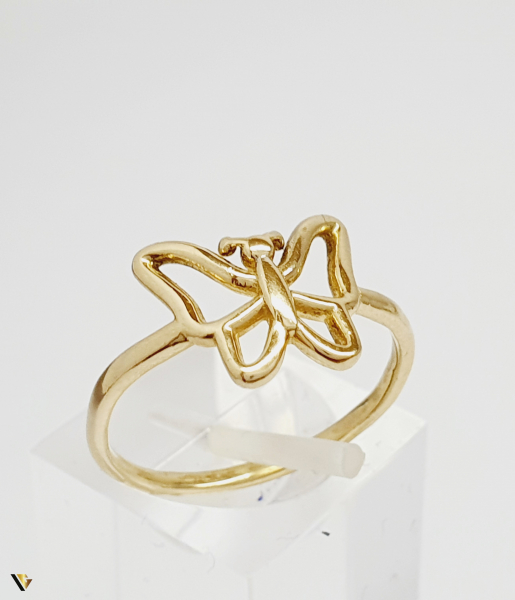 Inel din aur 14k , 2.47 grame (BC M) 0