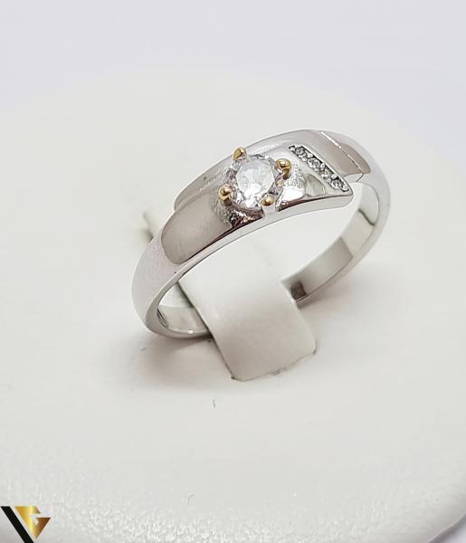 Set Inel si Cercei din Argint 925, 6.10 grame (IS) 2
