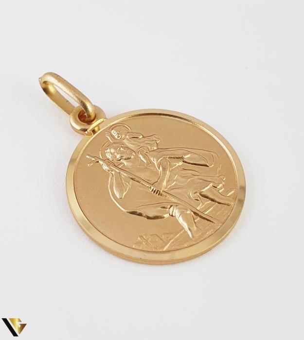 Pandantiv Aur 9k, 2.54 grame (R) [0]