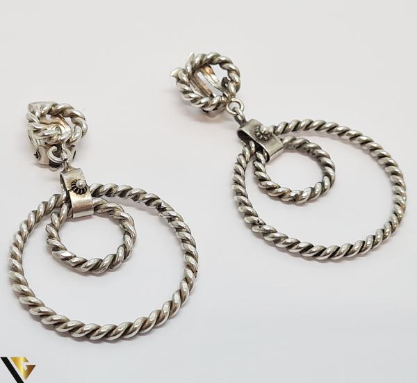Cercei argint 925, 17.09 gr (IS) 1