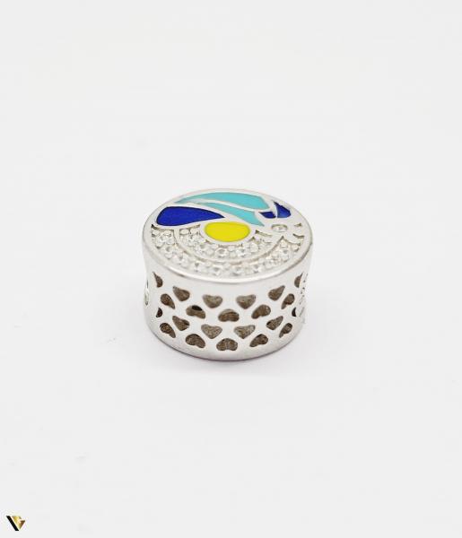 Talisman argint 925, 2.74 grame (BC M) 1