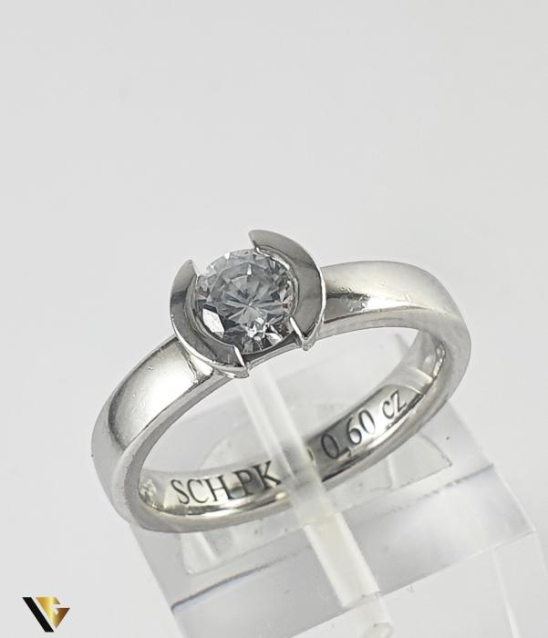Inel Argint 925, 4.33 grame (P) 0