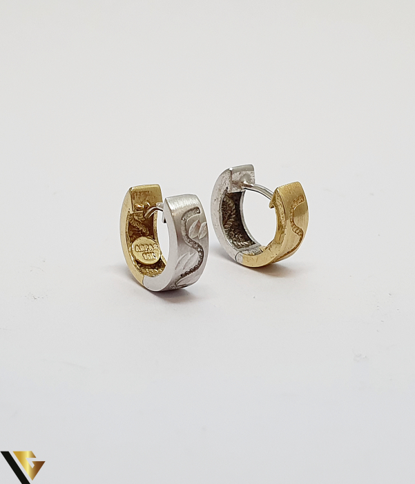 Cercei Aur 14K, 2.31 grame (IS) [2]