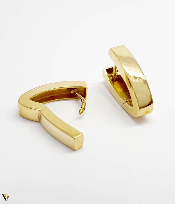 Cercei aur 14K , 4.50 grame (BC M) [2]
