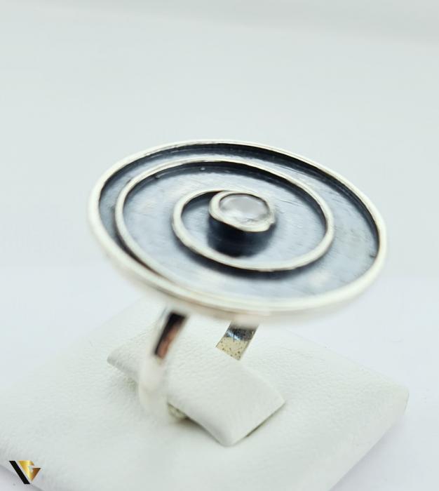 Inel Argint 925, 8.94 grame (R) spirala [0]