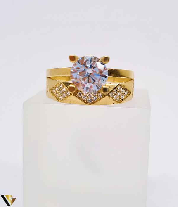 Inel Aur 14K, 3.63 grame (BC R) [1]