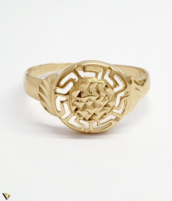 Inel din aur 14k , 2.08 grame (BC M) [1]
