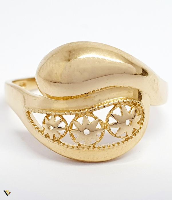 Inel din aur 14k , 2.60 grame (BC M) [1]