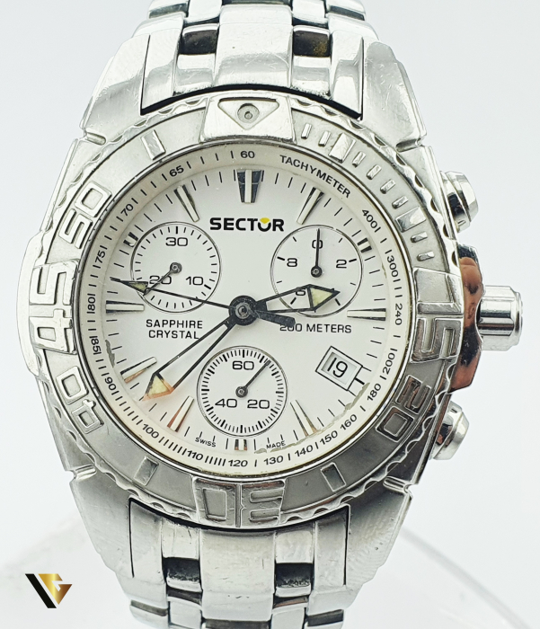 Sector 650 Diver Chronograph (P) [0]