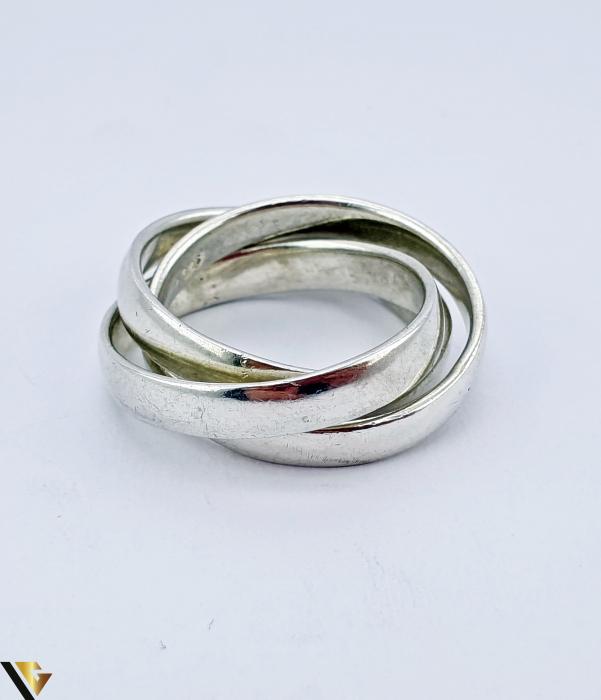 Inel Argint 925, 9.45 grame (IS) [2]