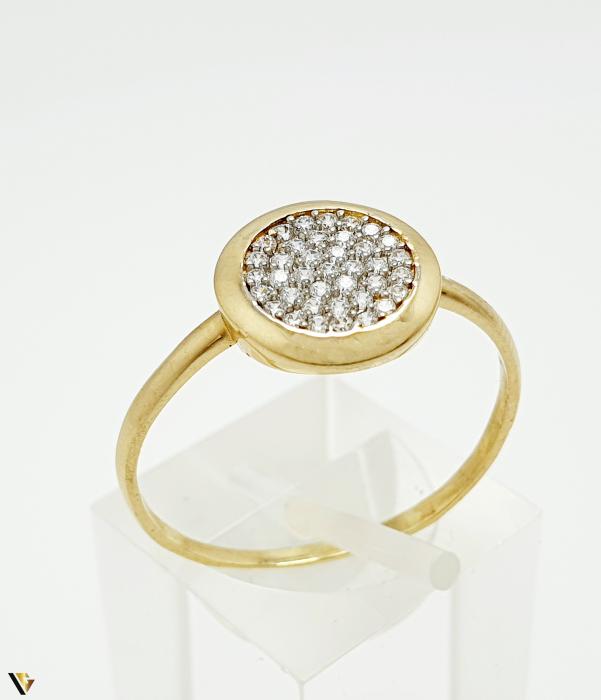Inel din aur 14k , 1.89 grame (BC M) [0]