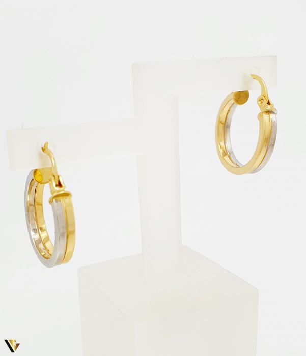 Cercei aur 14K , 2.05 grame (BC M) [0]