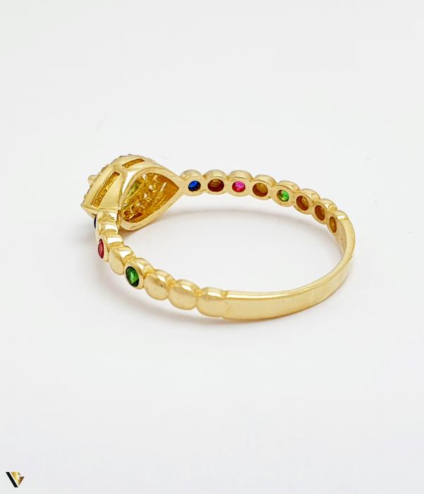 Inel din aur 14k , 2.26 grame (BC M) [2]