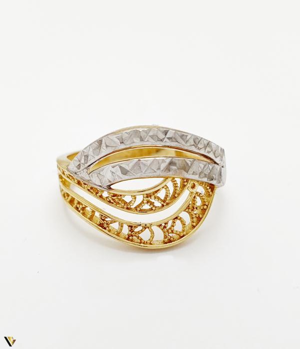 Inel din aur 14k , 2.41 grame (BC M) [1]