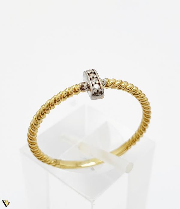 Inel din aur 14k , 1.57 grame (BC M) [0]