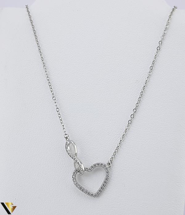 Lant cu Pandantiv Argint 925, 2.31 grame (PD) 0