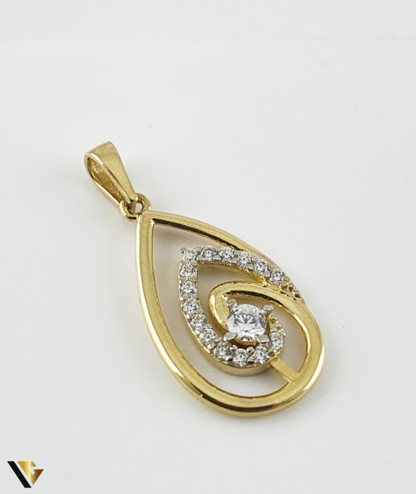 Pandantiv Aur 14K, 1.17 grame (R) [1]