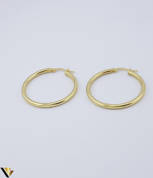 Cercei aur 14K , 2.51 grame (PD) [1]