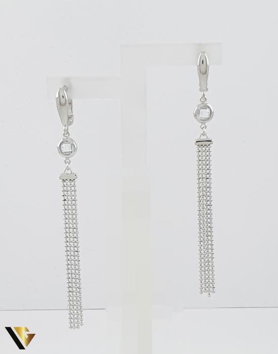 Cercei argint 925, 5.43 grame (R) lung lant [1]