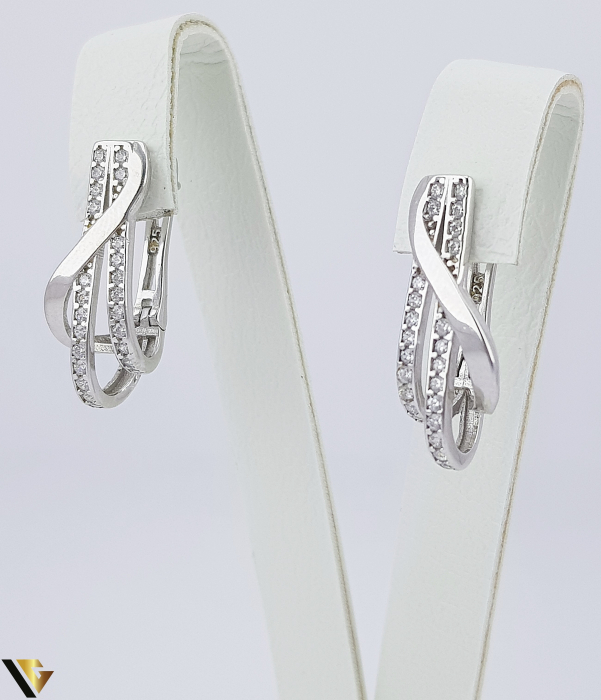 Cercei Argint 925, 3.42 grame (PD) [0]
