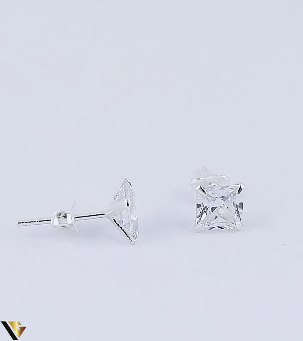 Cercei Argint 925, cca. 1.10 grame (BC R) [2]