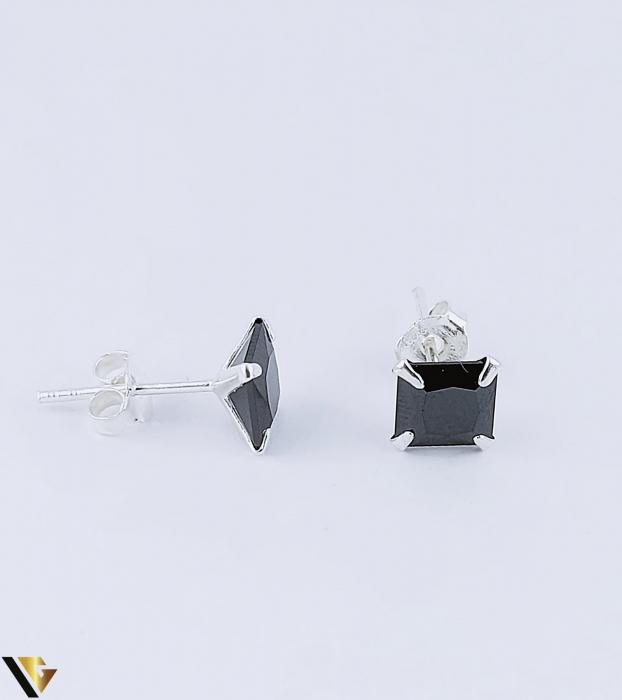 Cercei Argint 925, cca. 1.10 grame (BC R) [3]