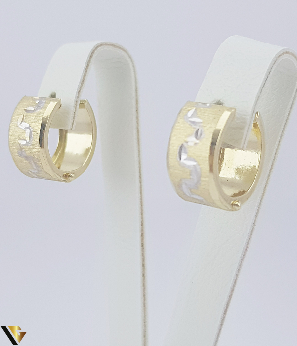Cercei aur 14K , 2.92 grame (PD) [0]