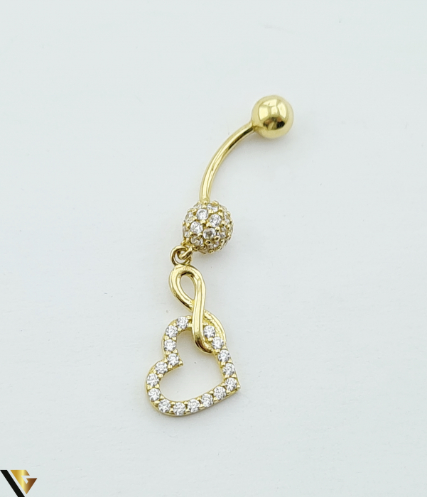 Piercing Aur 14k, 1.65 grame (TG) [0]